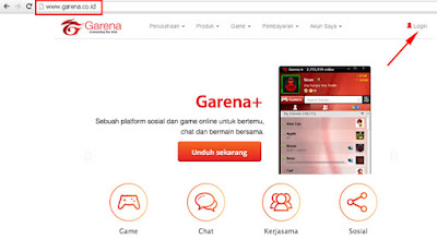 Cara Ganti Password PB Point Blank