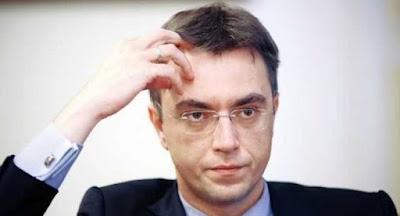 НАБУ вручило министру Омеляну подозрение о незаконном обогащении
