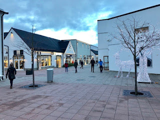 Outlet Shopping in Barkarby