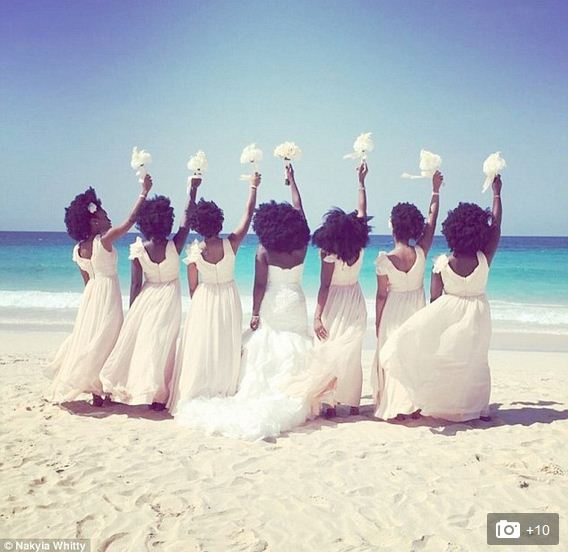 Viral Breaking News Stunning And Adorable Photos Of Maine: Beautiful Bride & Her Bridesmaids Gain Online Fame For