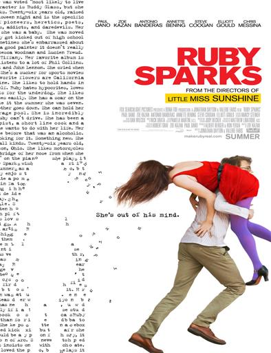 Ver Ruby, la chica de mis sueños (2012) Online