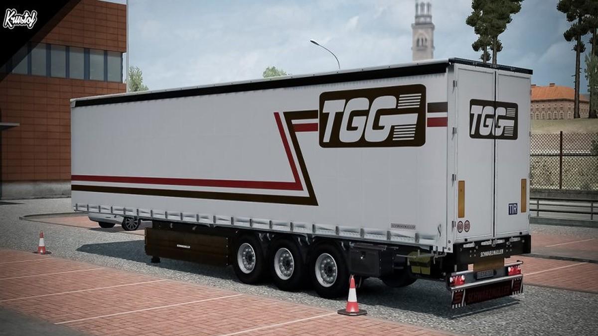 TGG Kriistof Combo Pack