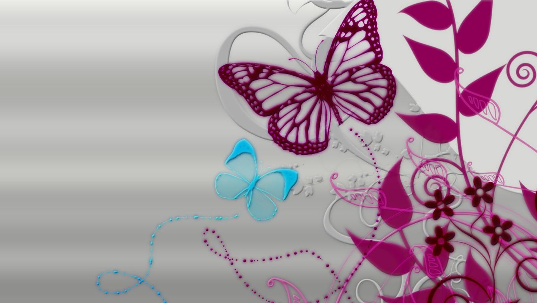 Banco De Imagenes Y Fotos Gratis: Wallpapers De Mariposas 7