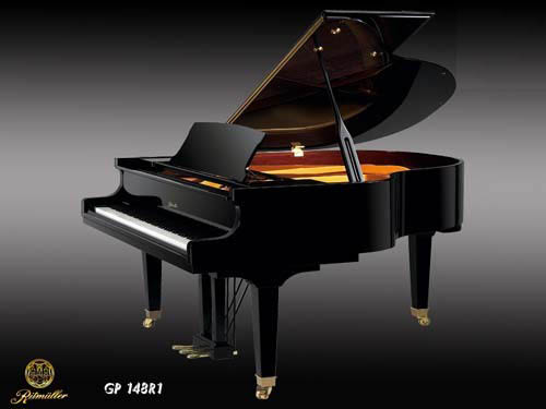 dan grand piano ritmuller 148r1