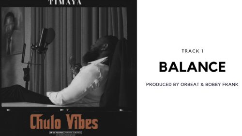 "[Lyrics] Timaya – ""Balance"""