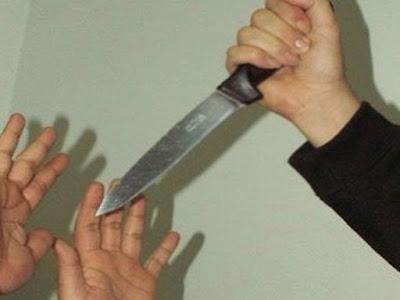 """رجل يطارد زوجته بـ""""سكين"""" قبل الإفطار: """"نسيت تحط العصير في التلاجة"""""""