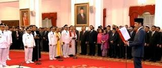 Perkembangan, Ciri dan Prinsip Sistem Pemerintahan di Indonesia