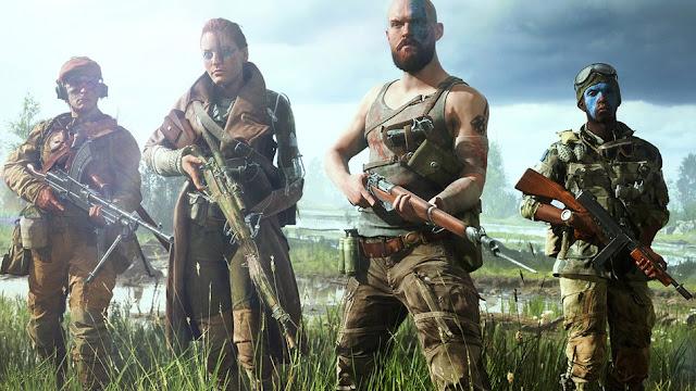 شاهد بالفيديو شرح كامل لطريقة اللعب على شكل فريق في لعبة Battlefield V ، تفاصيل جد مهمة من هنا …