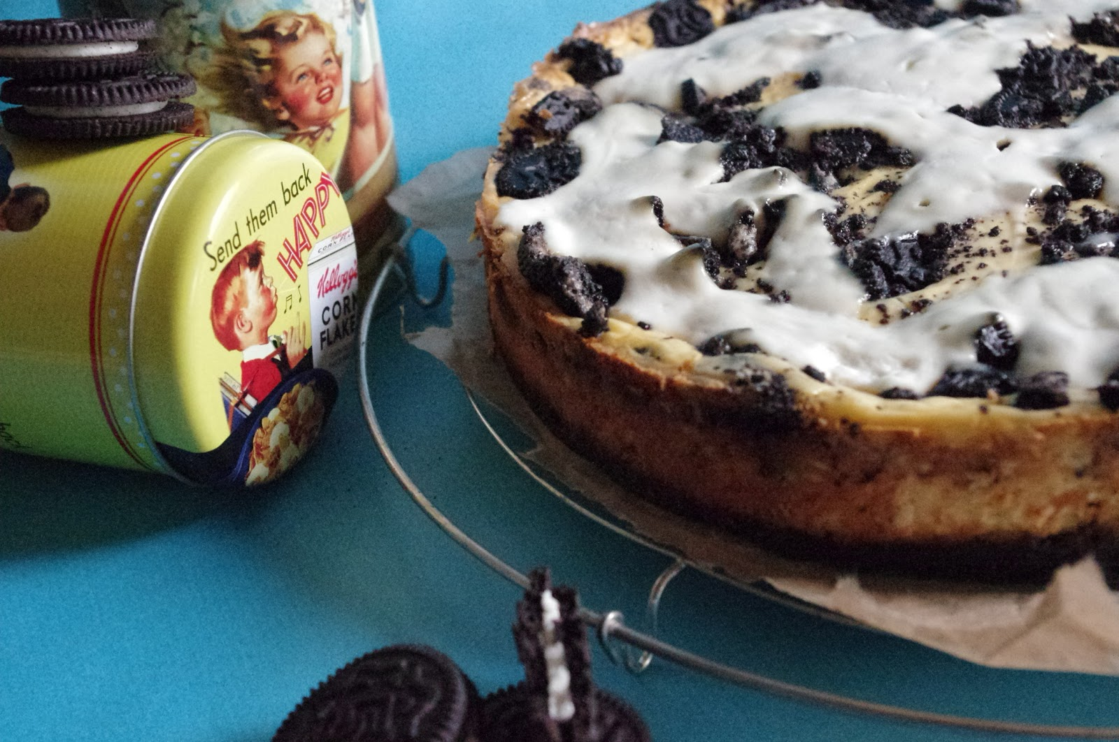 Oreo Cheesecake Kuchen Tortenelfes Blog Backe Backe Kuchen Oreo Cheese