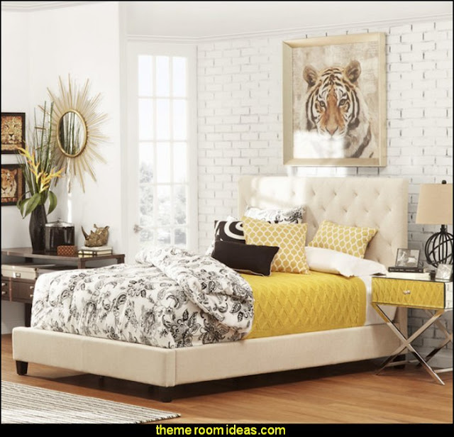 Bailey Upholstered Bed    girl preteen bedroom ideas - girls bedroom ideas - teens bedroom