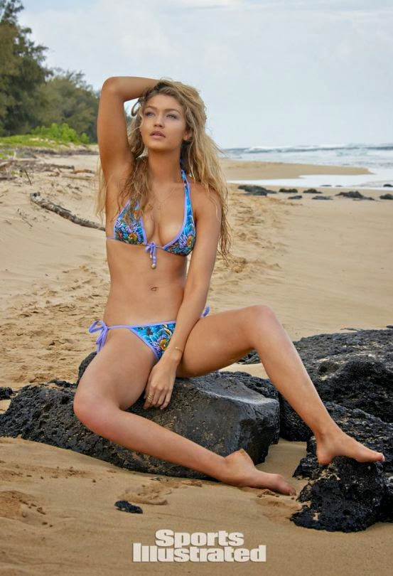 Rather still gigi hadid sports illustrated nude