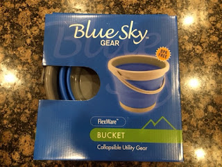 Blue Sky Gear Collapsable Bucket