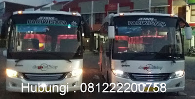 paket wisata dan sewa bus bandung