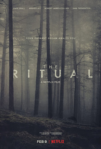 The Ritual (Web-DL 720p Dual Latino / Ingles) (2017)