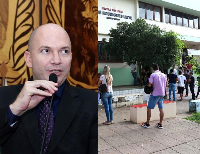 Deputado denuncia possíveis fraudes em concurso da Polícia Civil do Acre e pede que MP investigue caso