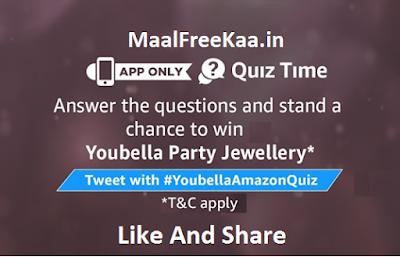Youbella Quiz Time