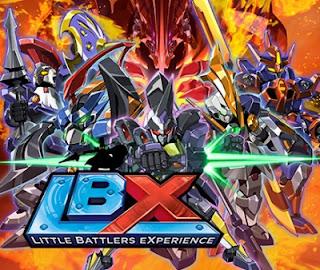 LBX - Little Battlers eXperience UNDUB CIA USA