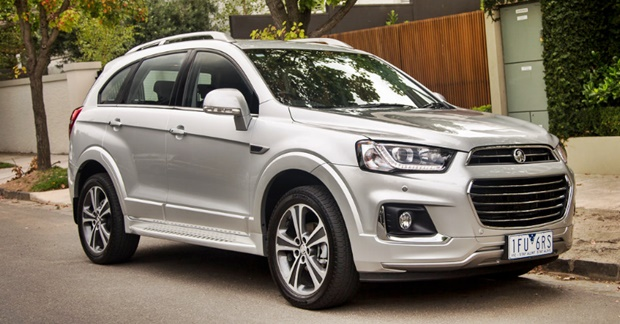 2017 Holden Captiva Review, Price, Specs, Release date, Interior
