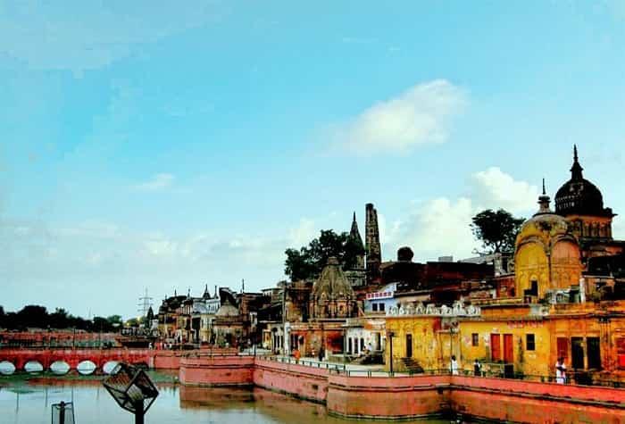 Ram ki Paidi in Ayodhya