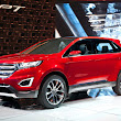 2016 Ford Edge Redesign