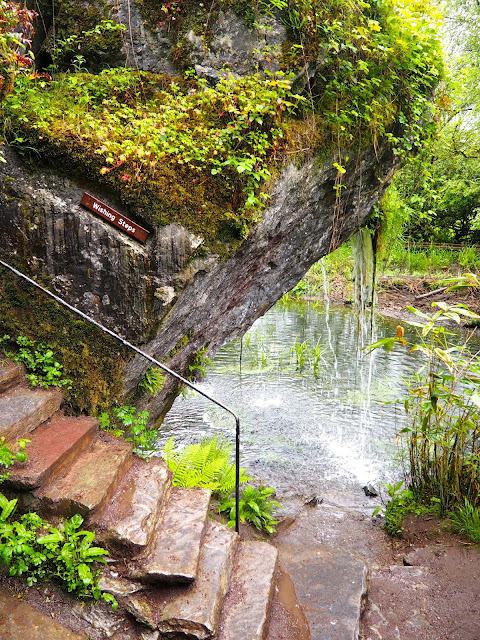 Wishing Steps, Blarney Castle, County Cork, Ireland