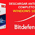 Antivirus Bitdefender completo para Windows 10 | 8 | 7 | 2019