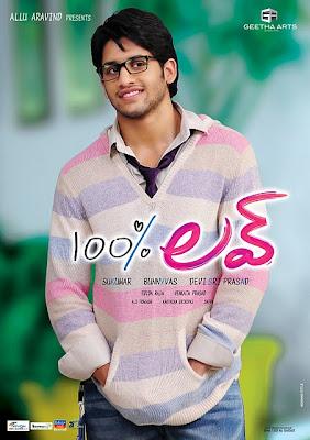 Top 10 Videos: 100% Love - Naga Chaitanya (2011) Telugu