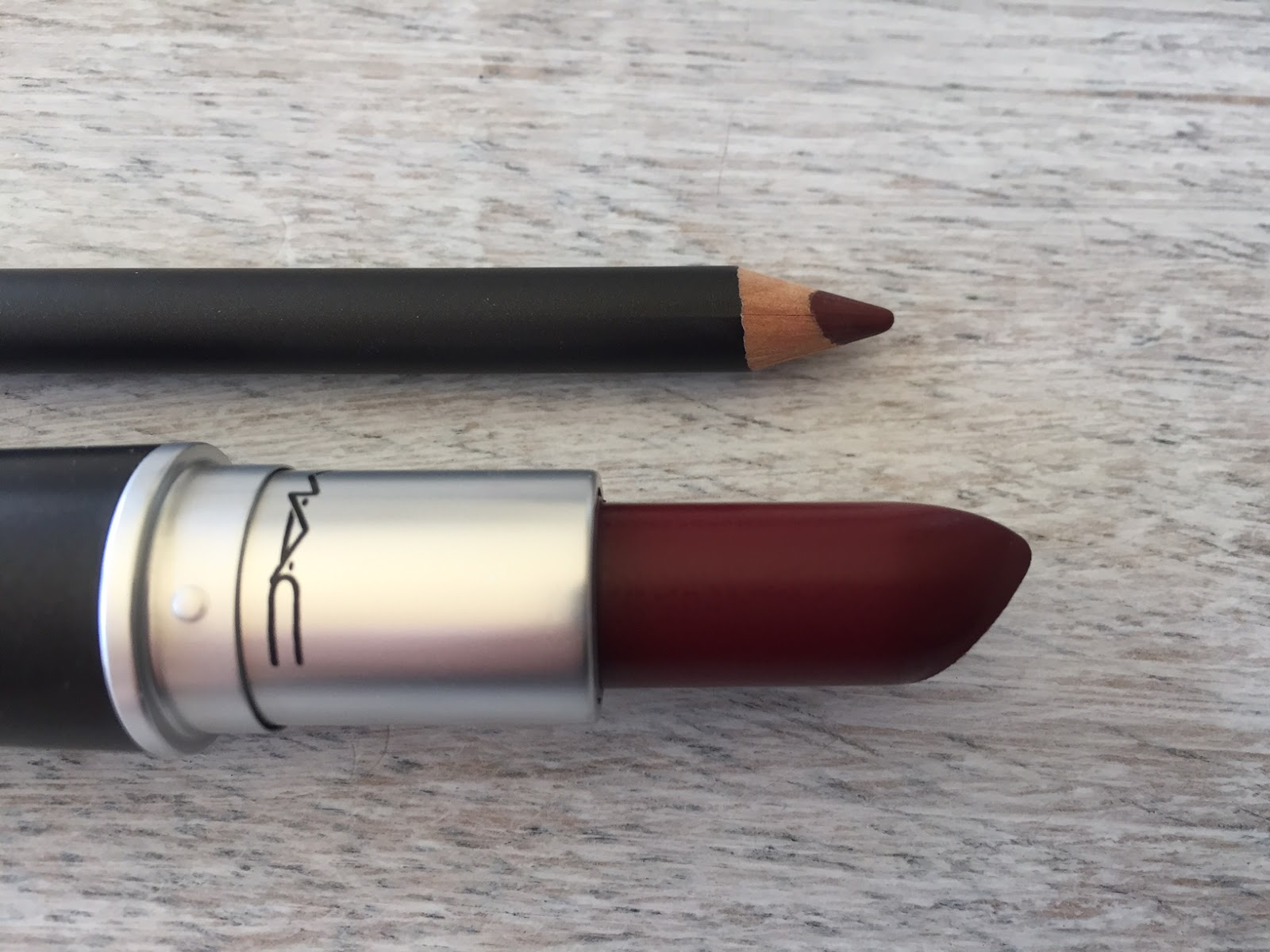 Geliefde Keeping Up in Canberra: Beauty - MAC Lipstick in Diva and Lip &OG63