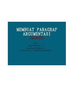 Pola Pengembangan Paragraf Argumentasi Achdiats Pola Pengembangan Paragraf Argumentasi Sobat Yang Bingun Akan Meteri Tentang Contoh Paragraf Argumentasi