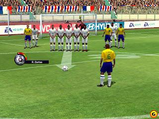 FIFA 2003 Football Free Game