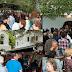 Πλήθος κόσμου κατέκλυσε το προσκύνημα του αγίου Αθανασίου στην Πέρδικα Θεσπρωτίας
