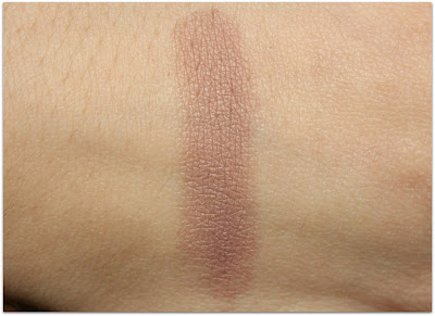 "Honeybee Gardens Pressed Mineral Eyeshadow Swatch in ""Canterbury"""