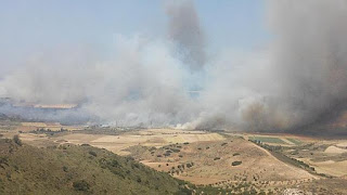 Incendio de Humanes 2015
