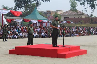 Penutupan TMMD Ke-99 KODAM I/BB, Masyarakat Kota Tanjungbalai Melimpah Ruah