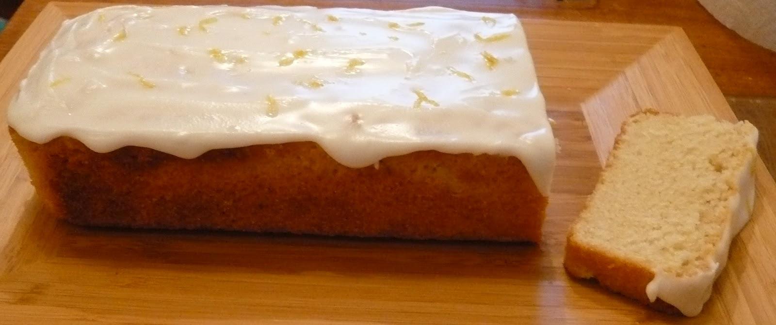Vegan Cake Recipes Uk: My Pampered Life: Vegan Lemon Cake
