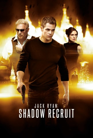 'Jack Ryan: Shadow Recruit' headed to DVD on June 10th