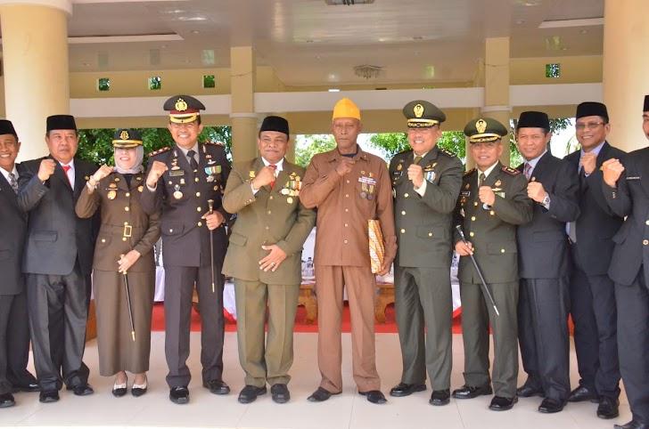 Bupati Bone, Inspektur Upacara Peringatan Hari Pahlawan Tahun 2018