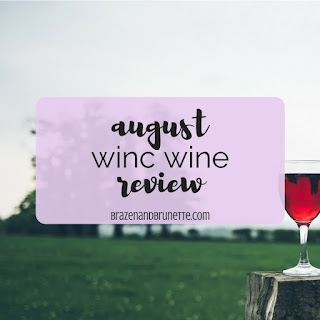 Winc wine subscription review. How I get 4 bottles of wine delivered each month. Why Winc wine Wednesdays are the perfect broke date night, date night meal prep, date night at home, cheap date night, date night meal ideas, date night menu | brazenandbrunette.com