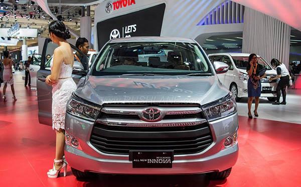 Kijang Innova berhasil meraih Best Family Car, dan juga Toyota Safety Sense sebagai Best in Public Education