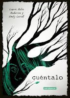 Cuéntalo, la adaptación gráfica del bestseller de Laurie Halse Anderson con Emily Carroll a los lápices