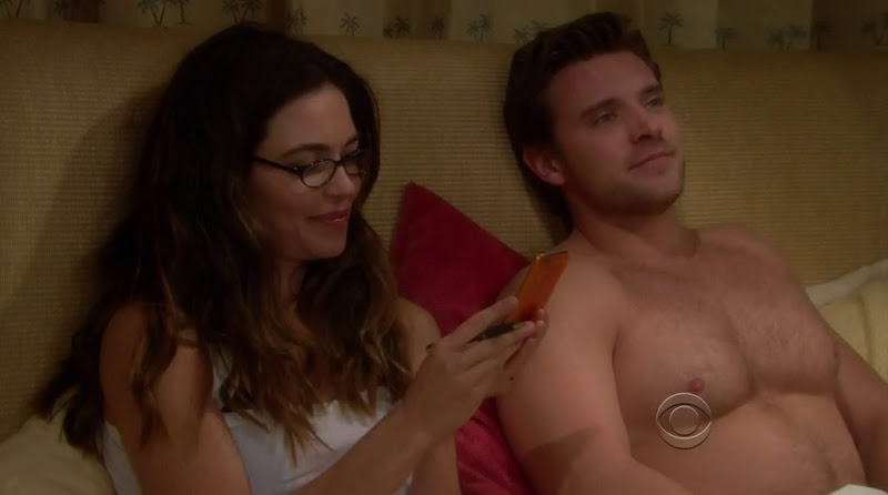 billy miller young and the restless dating
