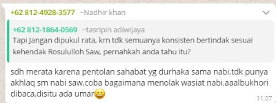 Celoteh Takfir Netizen Syiah Indonesia