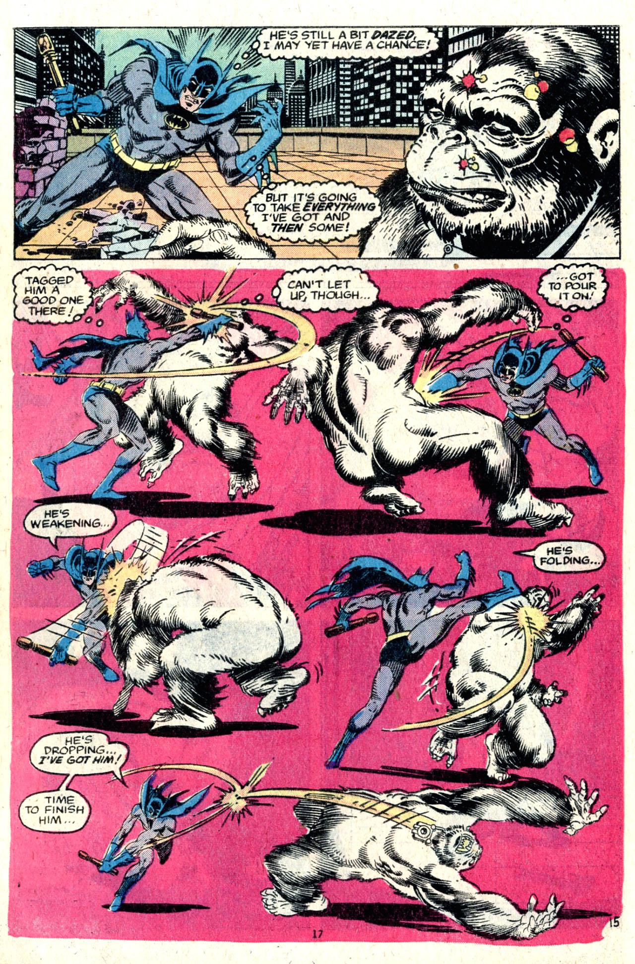 Detective Comics (1937) 482 Page 17