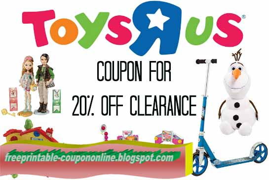 graphic relating to Printable Toysrus Coupons named Printable coupon codes for toys r us : Fox information retail outlet