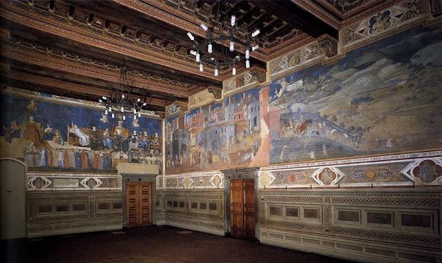 Museo Civico em Siena
