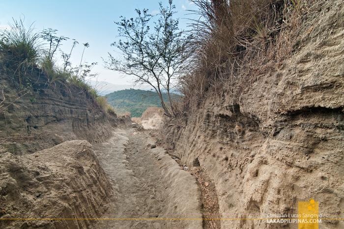 Taal Volcano Hike Trail