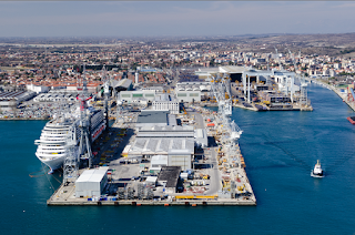Fincantieri, bilancio consolidato e piano industriale 2018-2022