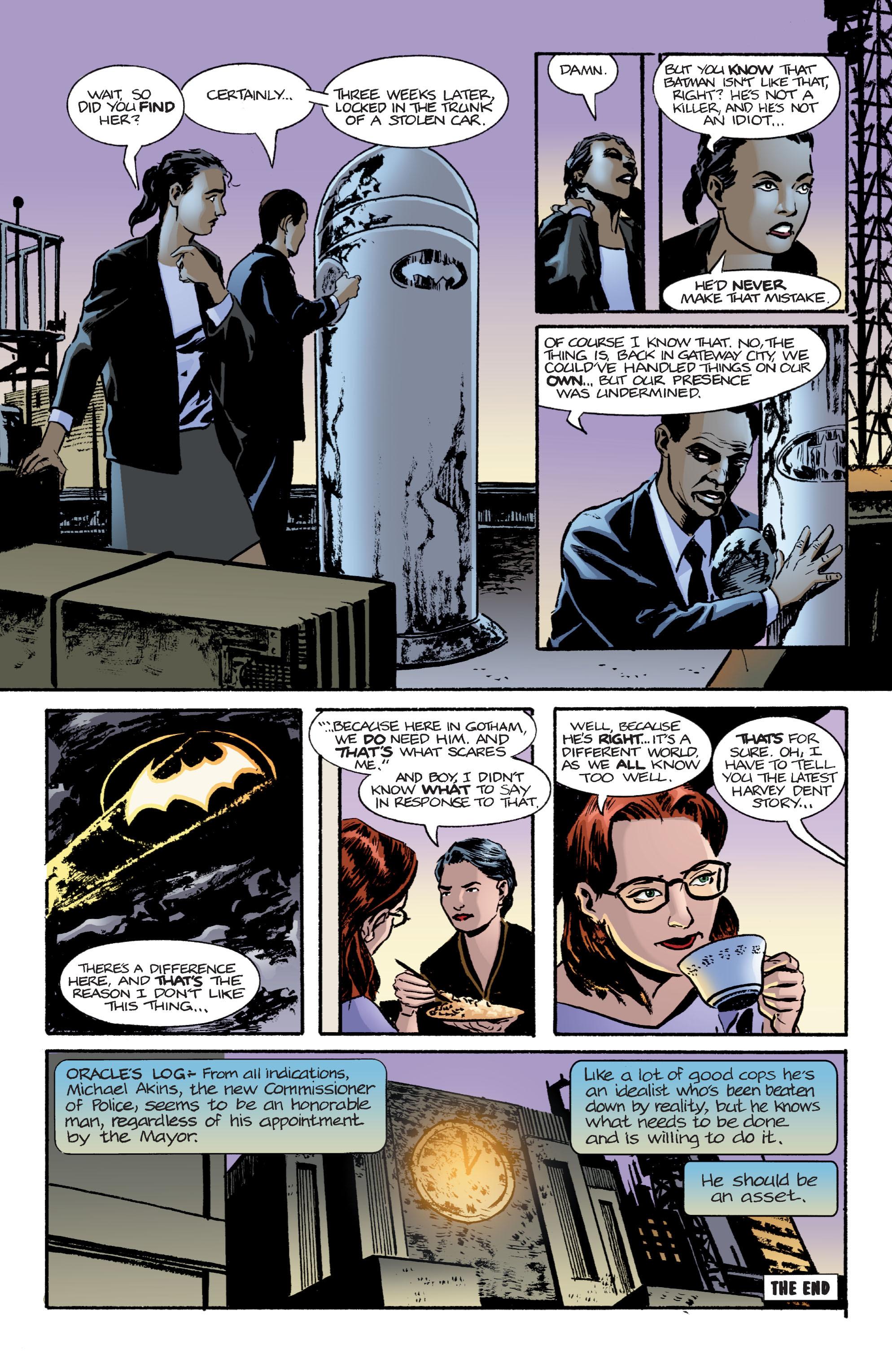 Detective Comics (1937) 758 Page 30