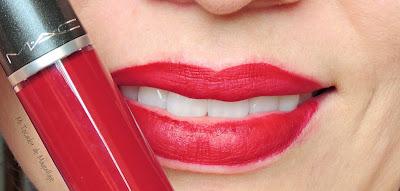 MAC Retro Matte Liquid Lipstick - Mi Tocador de Maquillaje