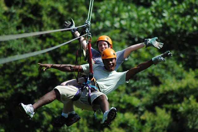 Zipline – A New Adventure Tourism Service In Vietnam 1